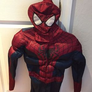 Other - Small 4-6 Spider-Man costume